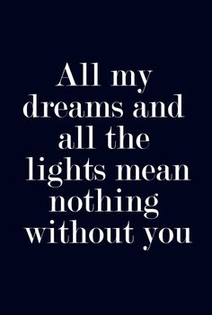 #Romantic in Theory, #Debilitating in practice. Your dreams matter because they are YOUR dreams.