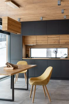 Exceptional modern kitchen room are offered on our website. Check it out and you wont be sorry you did. Loft Kitchen, Kitchen Room Design, Modern Kitchen Design, Home Decor Kitchen, Interior Design Kitchen, Kitchen Furniture, Kitchen Walls, Bathroom Furniture, Kitchen Designs