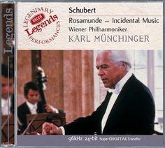 Rosamunde - Incidental Music, etc. - Munchiner - Decca
