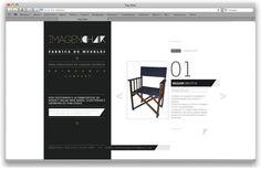 Diseño y desarrollo de website para empresa ImagenChair   ImagenChair's website development and design
