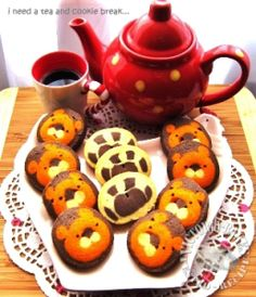 Animal Sugar Cookies Recipe (Victoria Bakes - Baking Into The Ether)