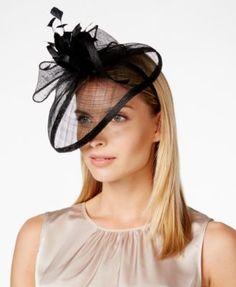 August Hats Large Feather Dress Fascinator | macys.com