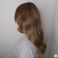 Dark Blonde Hair Color, Honey Blonde Hair, Blonde Hair Looks, Strawberry Blonde Hair, Honey Brown Hair, Brown Hair Inspiration, Gorgeous Hair Color, Fresh Hair, Hair Dye Colors