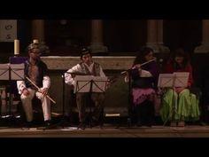 'Nada te turbe' con instrumentos turcos – Teresa, de la rueca a la pluma