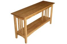 Mission Sofa Table | Schrock's Heritage Furniture