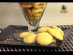 Sabor de Vida | Biscoito de Fubá com Goiabada - 20 de Setembro de 2012