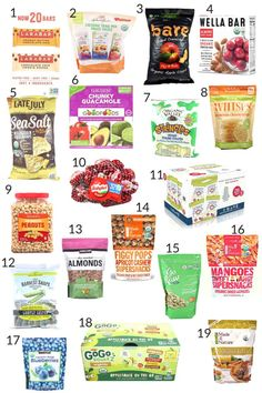 19 Healthy Prepared Snacks from Costco - includes prices for in store and online. - 19 Healthy Prepared Snacks from Costco – includes prices for in store and online shopping Healthy Snacks To Buy, Healthy Toddler Snacks, Healthy Meal Prep, Healthy Nutrition, Healthy Dinner Recipes, Healthy Eating, Healthy Groceries, Healthy Foods, Healthy Packaged Snacks