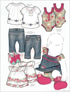 Floral Trend | Girls Babywear Fashion