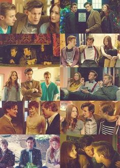 The Power of Three -- The Doctor, Amy, Rory.