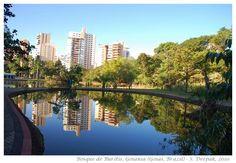 Bosque de Buritis - Goiânia, Goiás