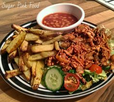 Slimming Sugar Pink Food: Slimming World Recipe:- Pulled Fajita Chicken - Delicious slow cooked pulled chicken with a spicy kick.Syn free Slimming World friendly recipe. Slimming World Dinners, Slimming World Diet, Slimming World Recipes, Slow Cooker Recipes, Cooking Recipes, Cooking Ideas, Vegetarian Recipes, Healthy Recipes, Free Recipes