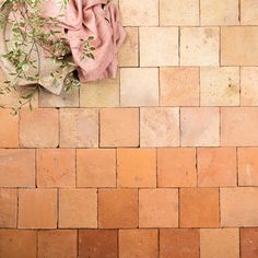 Emerging from the rolling hills of Eastern Europe, these terracotta tiles are softly blushed with the hues of their home's sun-kissed landscape. Each tile, having been repurposed by hand, is a remnant of a rich and vibrant history that exudes an unparalleled sense of individuality. Prepared into a refined range of five different shapes, Gather Co is the exclusive supplier of MALINA – Antique European Terracotta. Parquet Texture, Tile Steps, Terracotta Tile, Leasing Office, Family Images, Ceramic Pots, Floor Patterns, Sun Kissed, Outdoor Areas