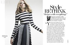 Black & White #prints #fashion #trend for spring summer 2013