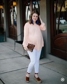 Awesome Top Spring Fashion for Sunday #fashion #ootd #fbloggers