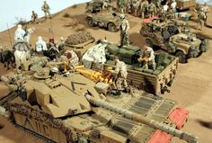 Dioramas and Vignettes: Lucky War, photo #16