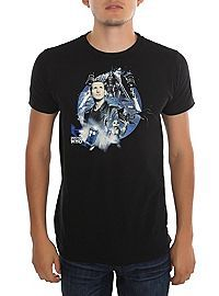 HOTTOPIC.COM - Doctor Who 9th Doctor Slim-Fit T-Shirt