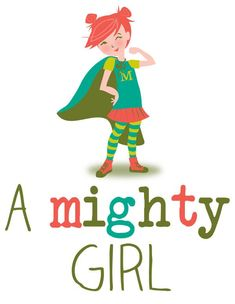 A Mighty Girl is the world's largest collection of empowering books, toys, movies, clothing, and music for parents, teachers, and others dedicated to raising smart, confident, and courageous girls!
