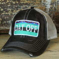 Day Off Aztec Hat – Southern Mess Boutique