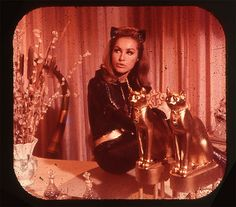 CATWOMAN VIEWMASTER