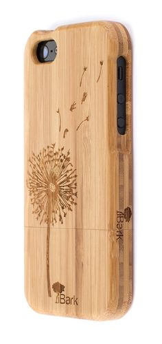 Dancing Dandelion Bamboo iPhone 5 case - I will buy this for Kylee !!!