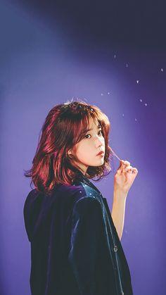 #아이폰배경화면 #iphonewallpaper #잠금화면 #LockScreen Iu Short Hair, Iu Hair, Medium Short Hair, Retro Photography, Girl Photography Poses, Jikook, Korean Picture, 17 Kpop, Korean Shows