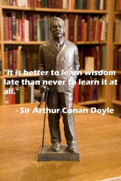 Happy Birthday, Sir Arthur Conan Doyle. #ACD156 | Sherlock. Everywhere. | Scoop.it