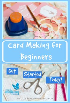 Interested in card making but not sure how to start?  Join me and find out more with Card Making for Beginners. Card Making Ideas For Beginners, Card Making Tips, Card Making Supplies, Card Making Tutorials, Card Making Techniques, Making Cards, Making Greeting Cards, Greeting Cards Handmade, How To Make Greetings