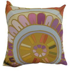 Cirque Cushion Cover by KateStClaireLivingCo on Etsy