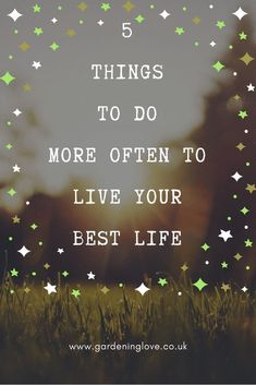 Life your life with meaning with these 5 things to do more often to live your best life. Get your life on track by living life with purpose and meaning. #life #lifehelp #selfimprovement #wellbeing Encouragement, Self Development, Personal Development, Natural Parenting, Positive Psychology, Mental Health Awareness, Life Advice, Stress Relief, Better Life