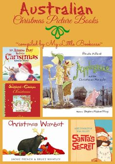 Australian Christmas Picture Books for Children_by My Little Bookcase