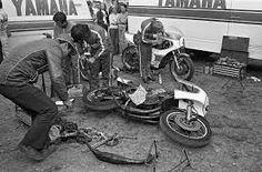 Afbeeldingsresultaat voor Jarno Saarinen. Jarno was his own mechanic.
