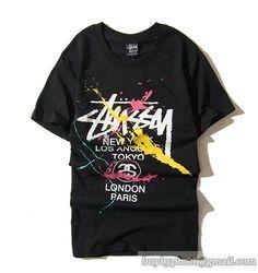 32a9051b 2017 summer new fashion personality fashion street fashion classic men and  women lovers short sleeve T-shirt