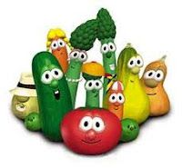 Download 5 personalized veggie tale songs for FREE!
