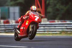 Photo #558 - Eddie Lawson 1992