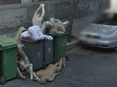 The Most Terrifying Pics on Google Street View