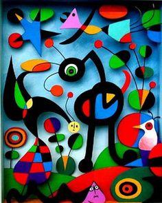 O Jardim / Joan Miró