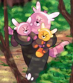 """frogdude: """"Mama Bear!! """""""