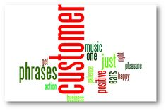 8 Customer Service Phrases that are Music to the Customer's Ears - Customer Service Tip of the Week 1-26-16