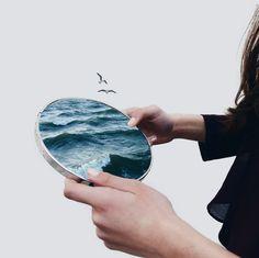 VSCO - instagram @hey.luisa  #ocean #surreal   heyluisa