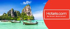 From daily deals to last-minute deals, from holiday sale on hotel & flight packages to various rewards, Hotels.com provides rooms at fantastic low prices with top hotels online to impartial reviews. Book now to save more!