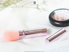 Bonny & Read 平價飾品 - 【預購】粉色伸縮化妝刷/腮紅刷  NT.179