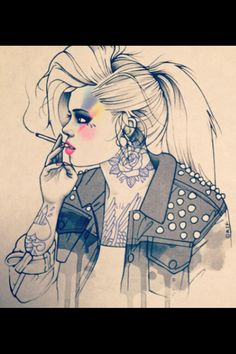 This is amazing Rik Lee, Artsy Fartsy, Badass, Illustration Art, Princess Zelda, Ink, Drawings, Anime, Photography