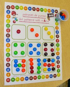 Multilingual Multiage: Math with M&Ms