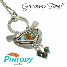 $150 Turquoise Pendant Necklace Giveaway (10/15){WW} via... IFTTT reddit giveaways freebies contests