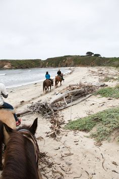 A getaway to the Ventana Inn & Spa in California's magnificent Big Sur. Horseback riding, hiking, and kayaking on a 48-hour getaway.