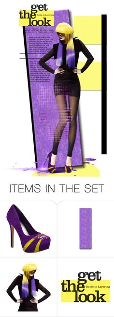 """""""Get The Look"""" by diane-888 ❤ liked on Polyvore featuring art"""