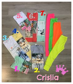 Κάνε τώρα τον Δικό σου συνδυασμό!!! Μπλούζες one size 1+1 Δώρο στα 9,99€ Κολάν φλούο βαμβακερά 1+1 Δώρο στα 7,99€  #crislia #shop #online #neon #colors #special #offers #indulge #yourself #newcollection  Κάνε την παραγγελία σου: •τηλεφωνικα στο 210-5223012 •με μήνυμα inbox στη σελίδα μας στο facebook •στο eshop μας www.crislia.com Καθημερινές 10:00-18:00!  Μεταφορικά με αντικαταβολή 4,90€ Μεταφορικά με κατάθεση 3,90€ Δωρεάν αποστολές ανω των 70€ www.crislia.com