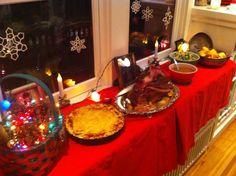 Christmas 2011 Food