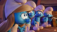 In this fully animated, all-new take on the Smurfs, a mysterious map sets Smurfette and her best friends Brainy, Clumsy and Hefty on an exciting and thrilling race through the Forbidden Forest filled with magical creatures to find a mysterious lost village before the evil wizard Gargamel does. Embarking on a rollercoaster journey full of action and danger, the Smurfs are on a course that leads to the discovery of the biggest secret in Smurf history!