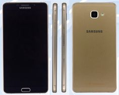 Samsung Galaxy A9 Pro is fully revealed by TENAA as well - GSMArena.com news